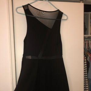 Silence + Noise black dress